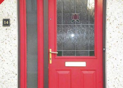Composite Doors Aberdeen, Aberdeenshire & North East Scotland: Installation Example 9