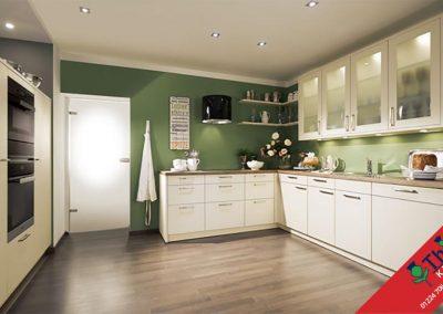 German Kitchens Aberdeen, Aberdeenshire: Kuhlmann Kitchens GALA Ivory