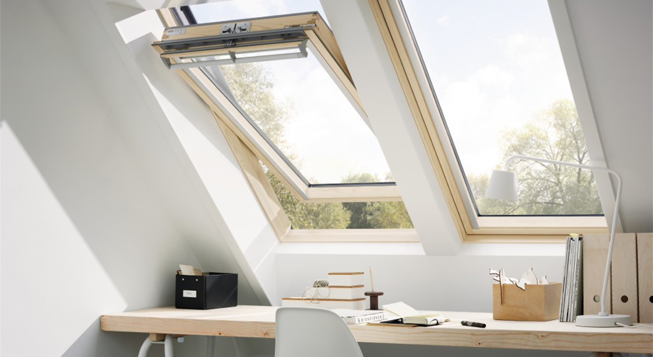 Home Office VELUX Windows Aberdeen, Aberdeenshire & North East Scotland: Inspiration Example 3
