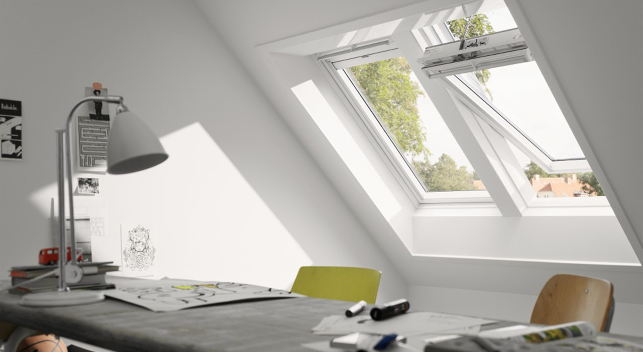 Home Office VELUX Windows Aberdeen, Aberdeenshire & North East Scotland: Inspiration Example 4