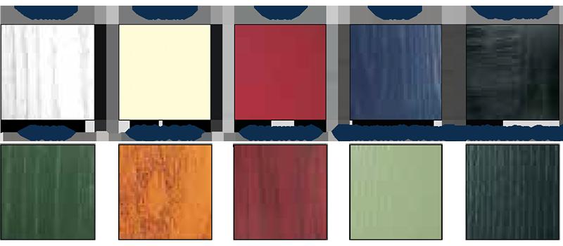 Palladio Doors Aberdeen, Aberdeenshire & North East Scotland Colour Options