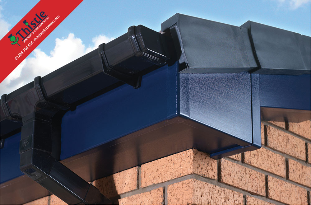 Roofline Aberdeen | THISTLE | uPVC Roofline | Soffits