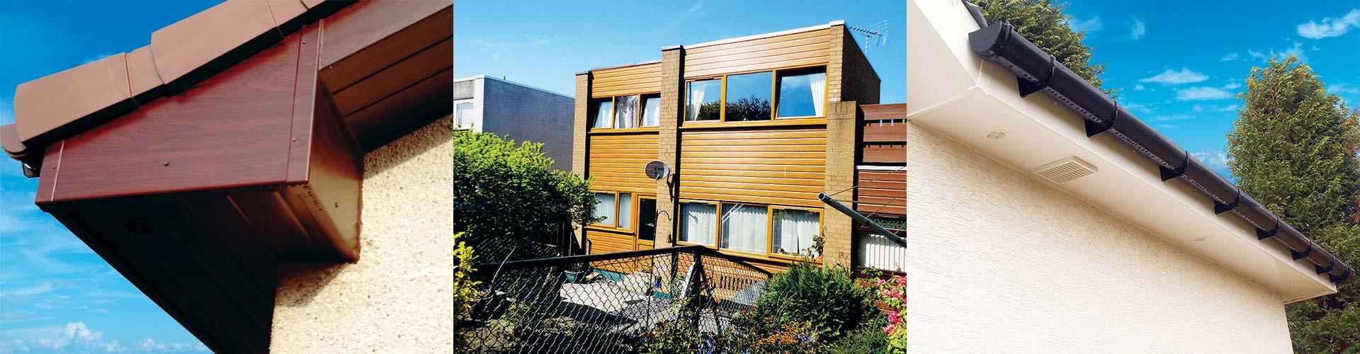 uPVC Roofline, Cladding, Soffits & Fascias Aberdeen, Aberdeenshire & North East Scotland
