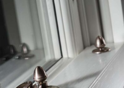 Sash Window Acorn Pewter Furniture