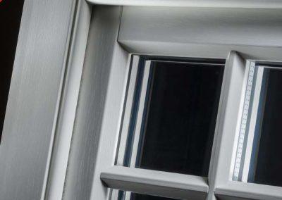 Sash Window Butt Joint External View