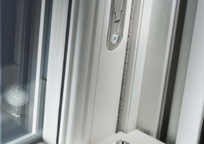 Sash Window Chrome Furniture Porcelain Ball Limit Stop Closed