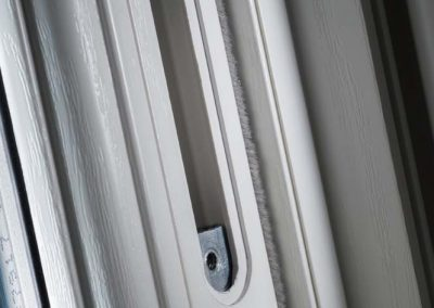 Sash Window Limit Stop Reinforcement