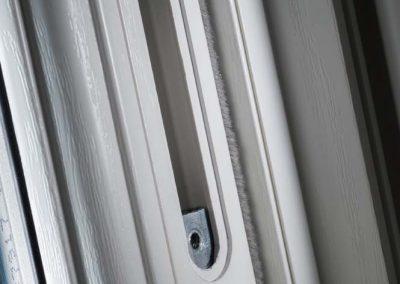 Sash Window Limit Stop Reinforcement