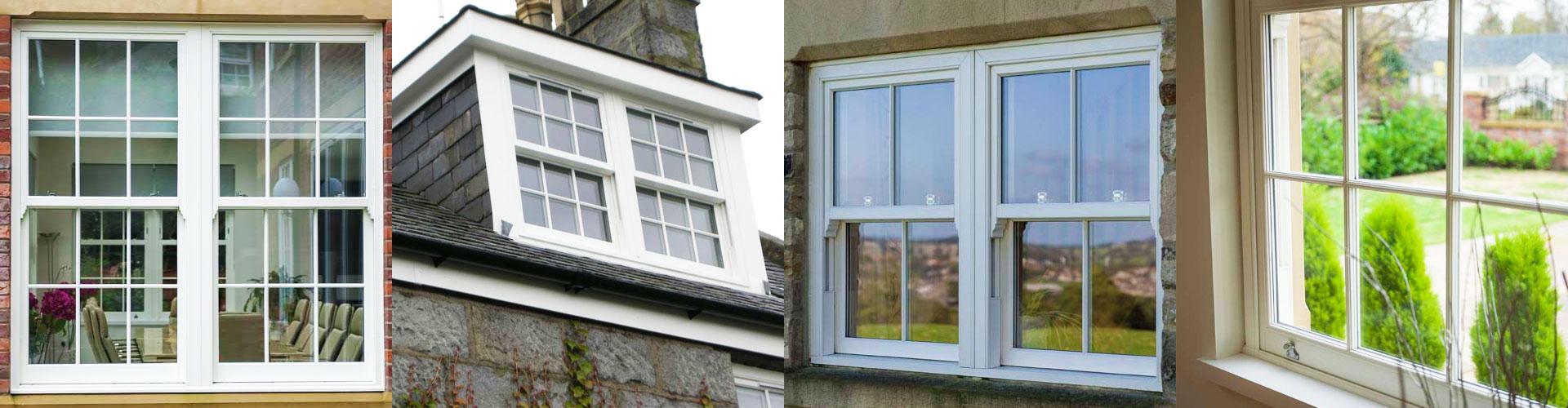 High Quality Sash Windows Aberdeen, Aberdeenshire & North East Scotland