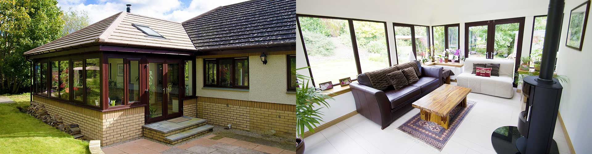 Thistle Home Extensions Aberdeen & Aberdeenshire: Sunrooms