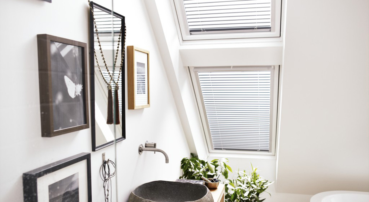 VELUX Bathroom Windows Aberdeen, Aberdeenshire & North East Scotland: Inspiration Example 1