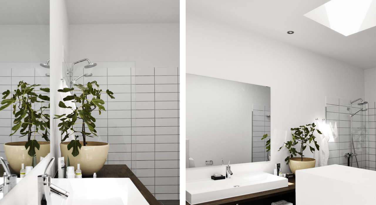 VELUX Bathroom Windows Aberdeen, Aberdeenshire & North East Scotland: Inspiration Example 3
