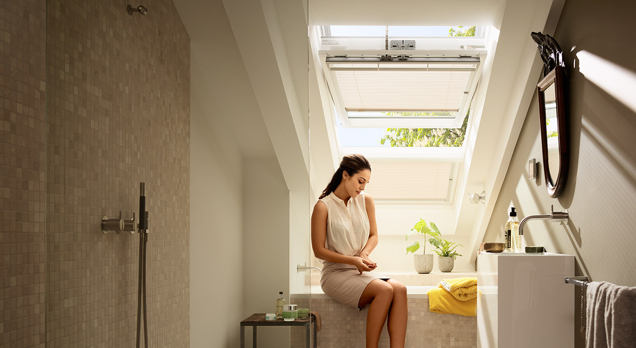 VELUX Bathroom Windows Aberdeen, Aberdeenshire & North East Scotland: Inspiration Example 4