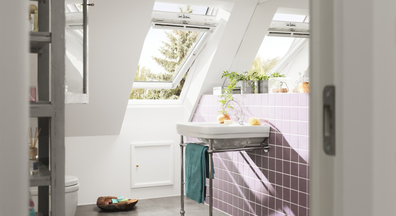 VELUX Bathroom Windows Aberdeen, Aberdeenshire & North East Scotland: Inspiration Example 5