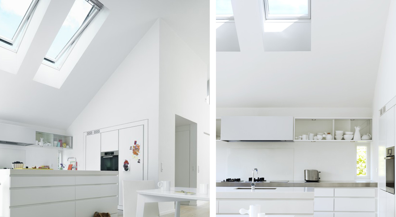 VELUX Kitchen Windows Aberdeen, Aberdeenshire & North East Scotland: Inspiration Example 2