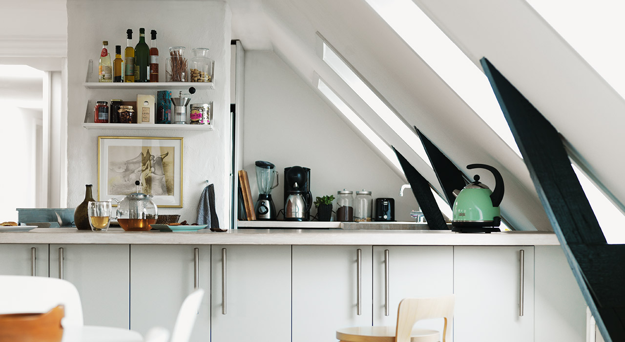 VELUX Kitchen Windows Aberdeen, Aberdeenshire & North East Scotland: Inspiration Example 3