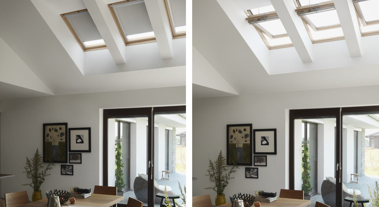 VELUX Kitchen Windows Aberdeen, Aberdeenshire & North East Scotland: Inspiration Example 4