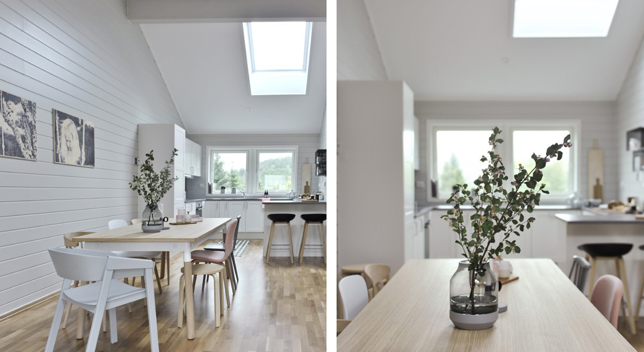 VELUX Kitchen Windows Aberdeen, Aberdeenshire & North East Scotland: Inspiration Example 5