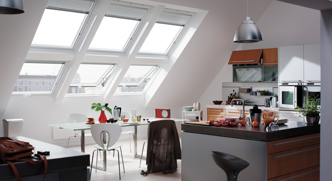 VELUX Kitchen Windows Aberdeen, Aberdeenshire & North East Scotland: Inspiration Example 6