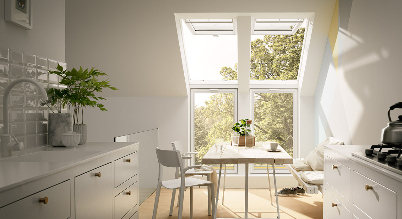 VELUX Kitchen Windows Aberdeen, Aberdeenshire U0026 North East Scotland:  Inspiration Example 7