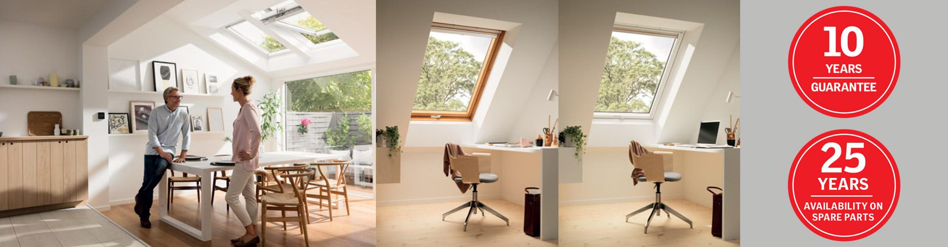 Velux Roof Windows Aberdeen, Aberdeenshire & North East Scotland