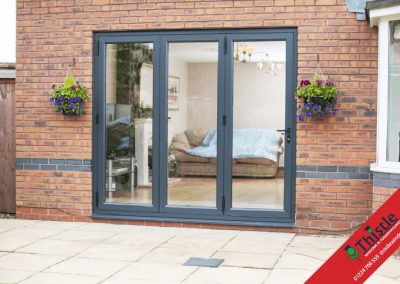 uPVC Bifold Doors Aberdeen, Aberdeenshire & North East Scotland: Installation Example 13