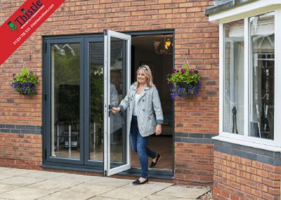 uPVC Bifold Doors Aberdeen, Aberdeenshire & North East Scotland: Installation Example 14