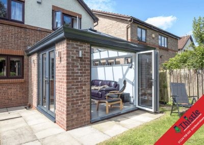 uPVC Bifold Doors Aberdeen, Aberdeenshire & North East Scotland: Installation Example 15