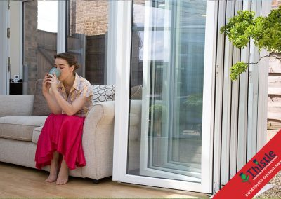 uPVC Bifold Doors Aberdeen, Aberdeenshire & North East Scotland: Installation Example 2