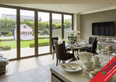uPVC Bifold Doors Aberdeen, Aberdeenshire & North East Scotland: Installation Example 9