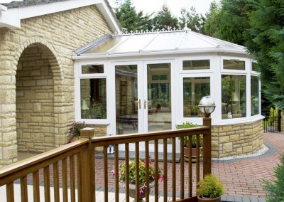 uPVC Conservatories Aberdeen Installation Example 1