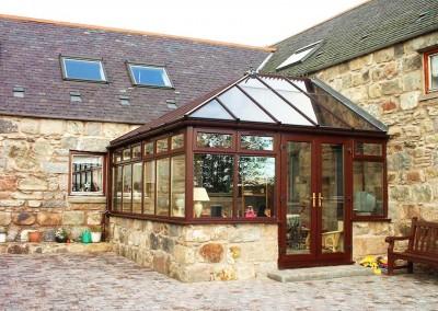 uPVC Conservatories Aberdeen Installation Example 10