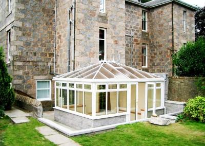 uPVC Conservatories Aberdeen Installation Example 11