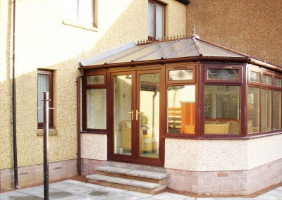 uPVC Conservatories Aberdeen Installation Example 12