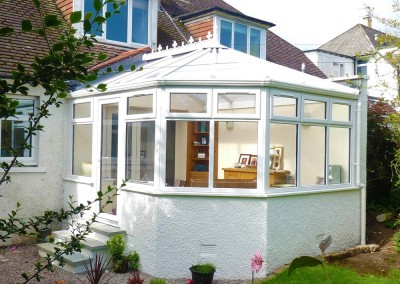 uPVC Conservatories Aberdeen Installation Example 13