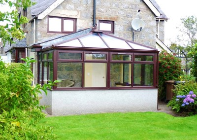 uPVC Conservatories Aberdeen Installation Example 14