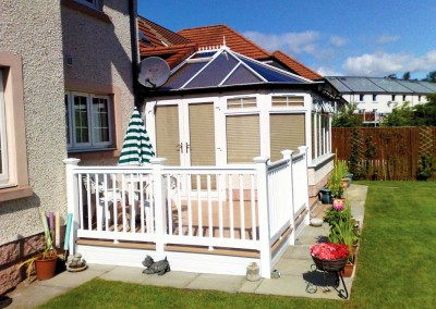 uPVC Conservatories Aberdeen Installation Example 16