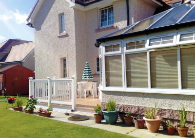 uPVC Conservatories Aberdeen Installation Example 17