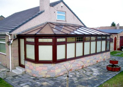 uPVC Conservatories Aberdeen Installation Example 18