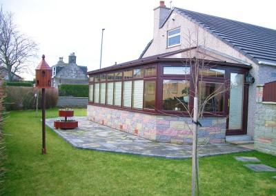uPVC Conservatories Aberdeen Installation Example 19