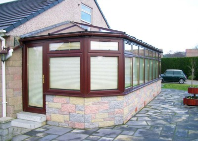 uPVC Conservatories Aberdeen Installation Example 20