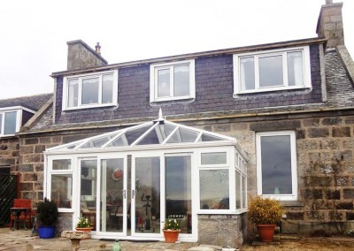 uPVC Conservatories Aberdeen Installation Example 21