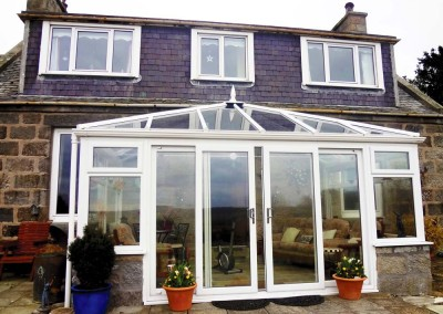 uPVC Conservatories Aberdeen Installation Example 22