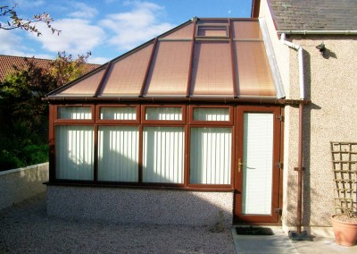 uPVC Conservatories Aberdeen Installation Example 24