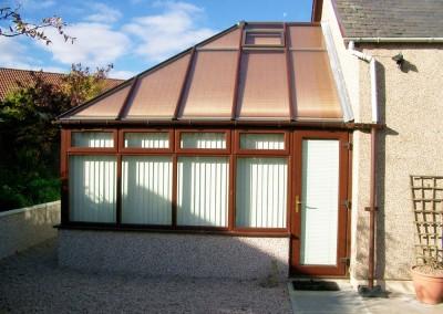 uPVC Conservatories Aberdeen Installation Example 24