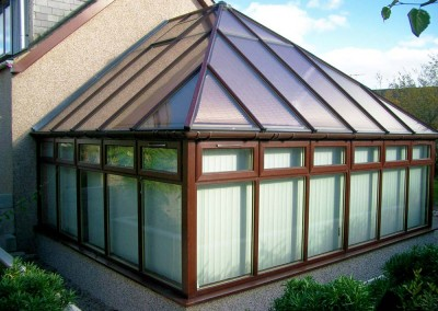 uPVC Conservatories Aberdeen Installation Example 25