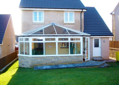 uPVC Conservatories Aberdeen Installation Example 26