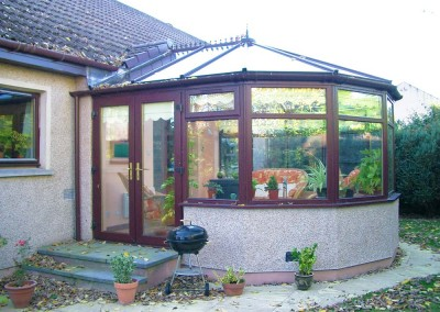 uPVC Conservatories Aberdeen Installation Example 27