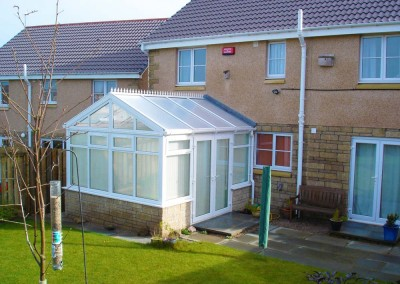uPVC Conservatories Aberdeen Installation Example 28