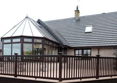 uPVC Conservatories Aberdeen Installation Example 29